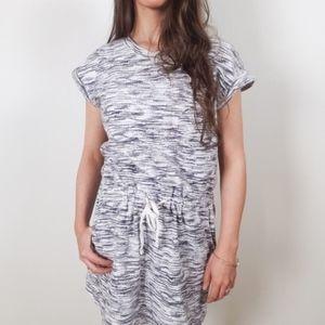 Lou & Grey. • Space-dye Casual  Mini dress